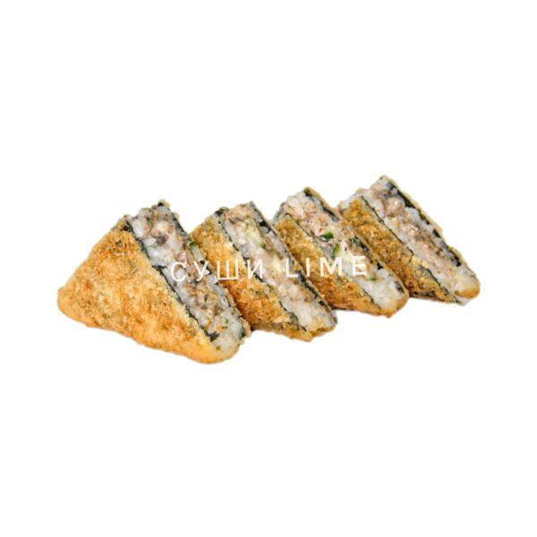 Сендвич темпура с угрем
