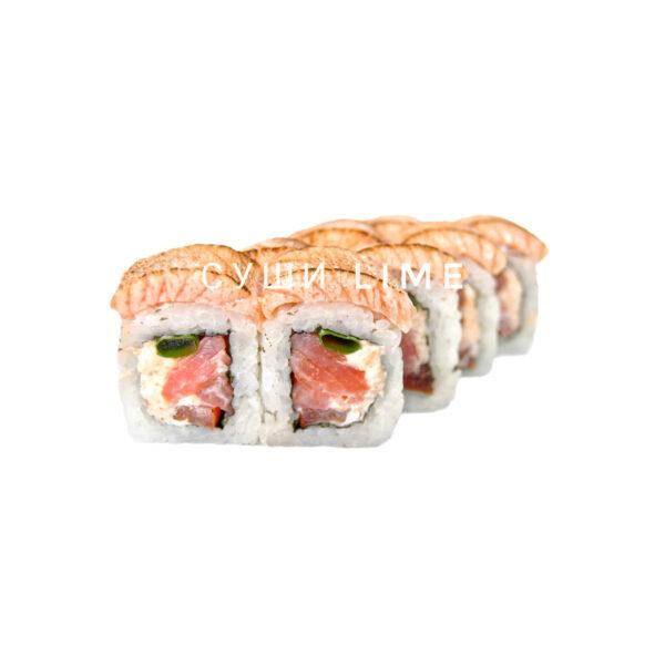 Татаки с лососем